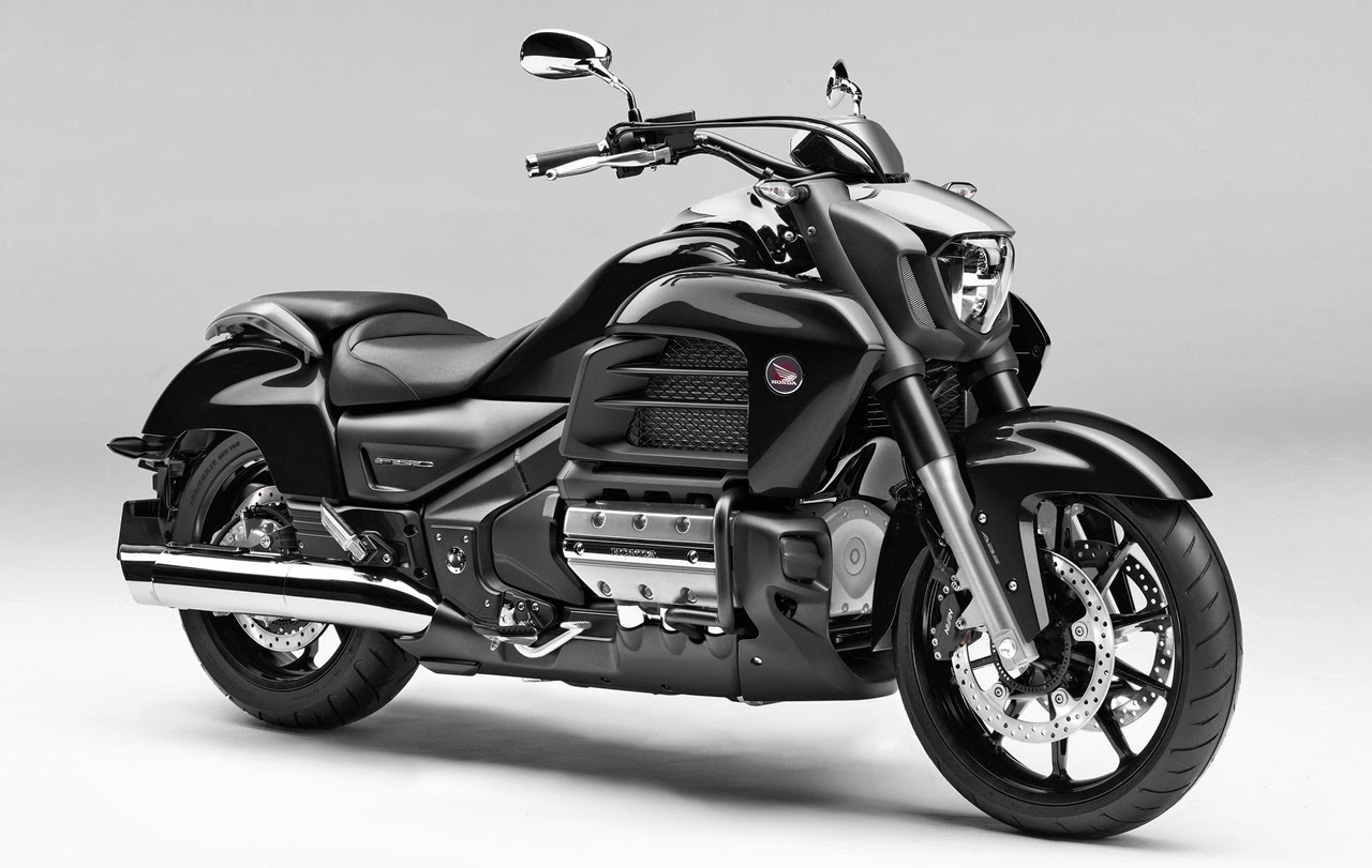 Honda Gold Wing F6C 2015 images #83209