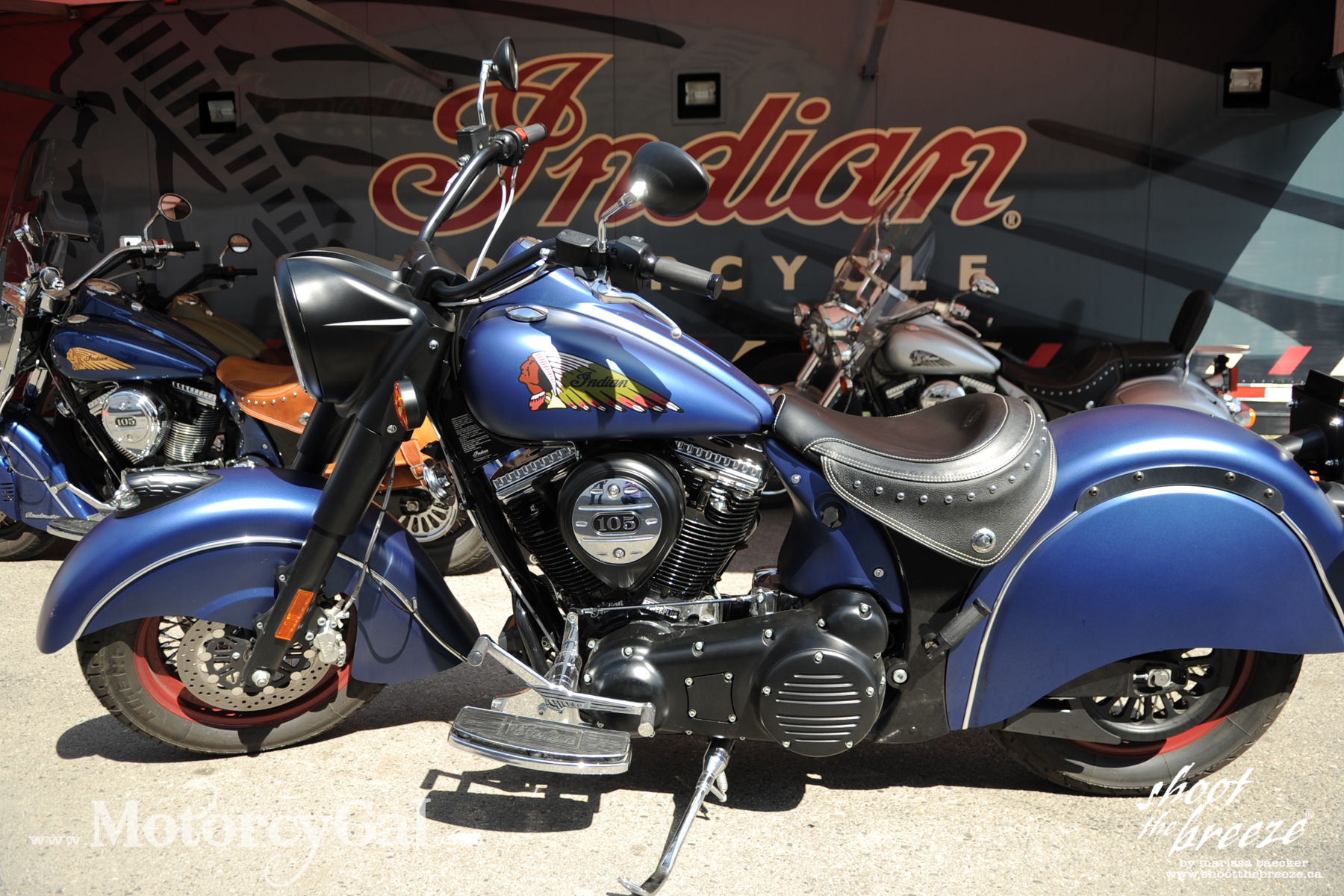 Indian Chief Standard 2010 images #99482