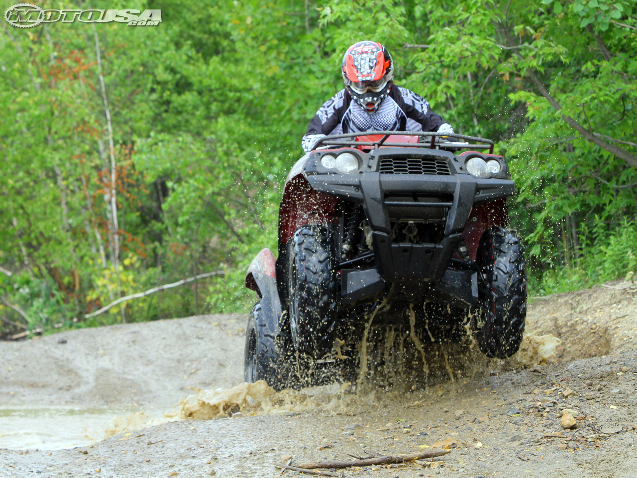 Kawasaki Brute Force 650 4x4 2011 images #86182