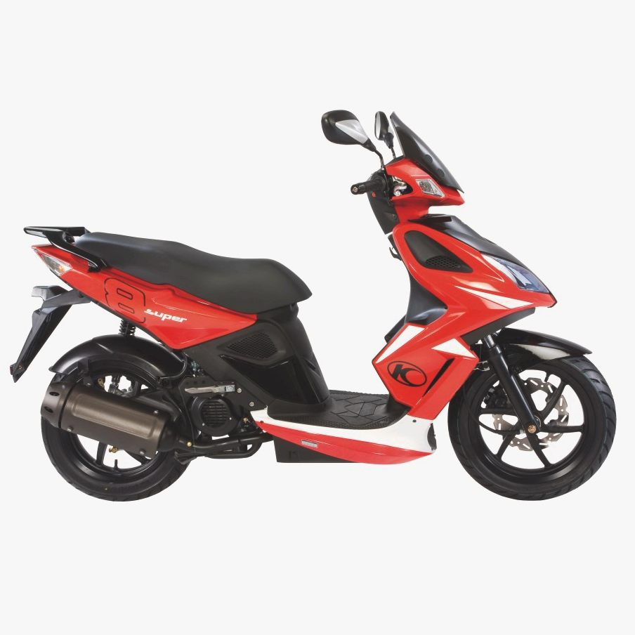 Kymco Super 8 50 2T 2011 images #101263