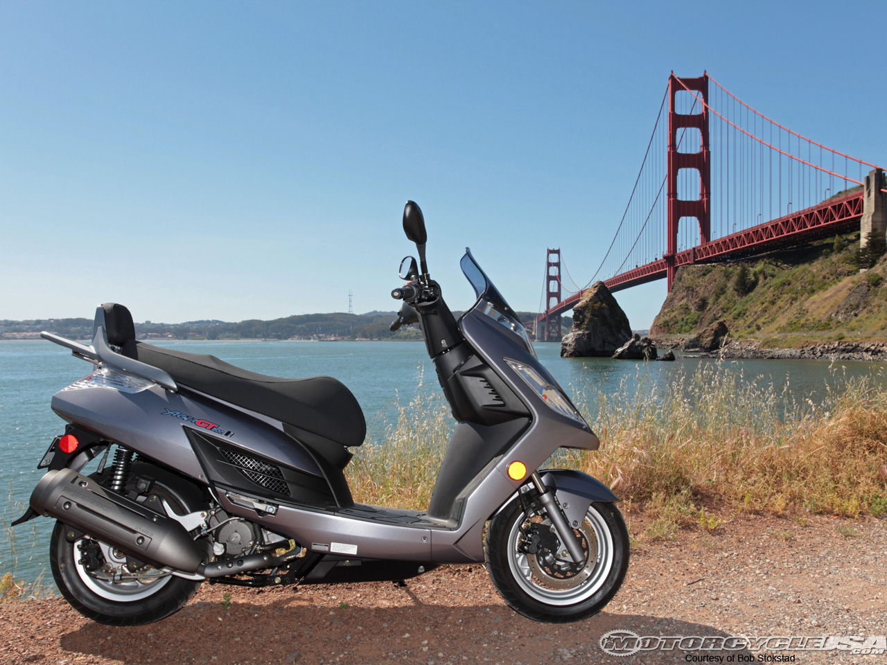 Kymco Yager 200 2010 images #102051