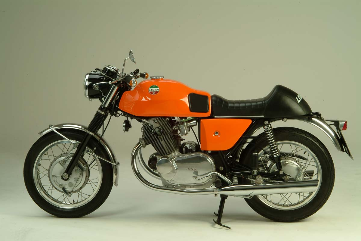 Laverda 500 RS wallpapers #139298
