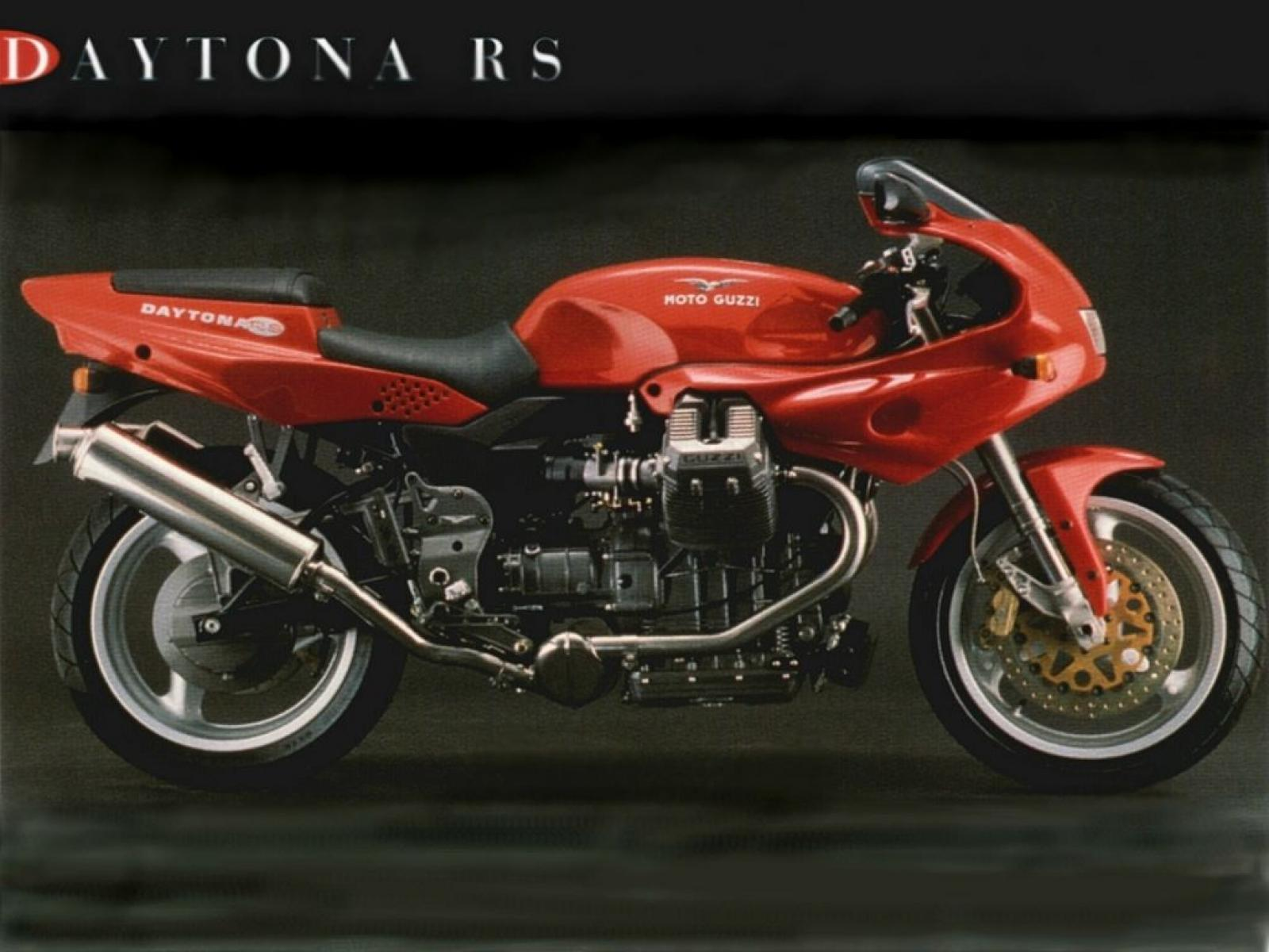 Moto Guzzi 1000 Daytona Injection images #108582