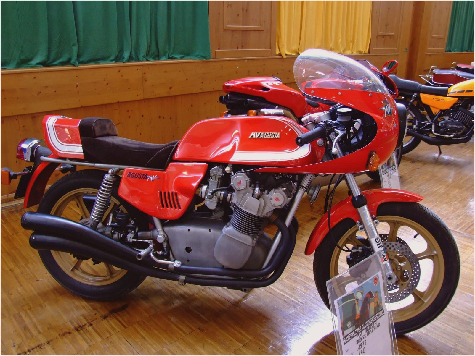 MV Agusta 150 RSS 1971 images #113299