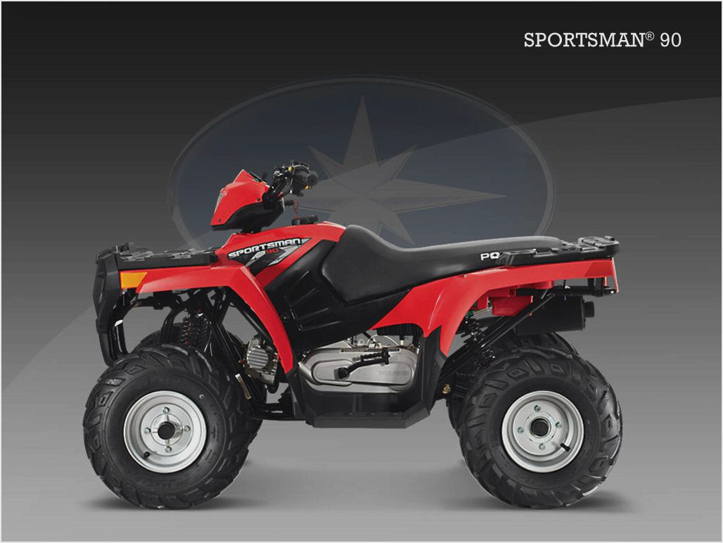 Polaris Sportsman 90 2006 images #175587