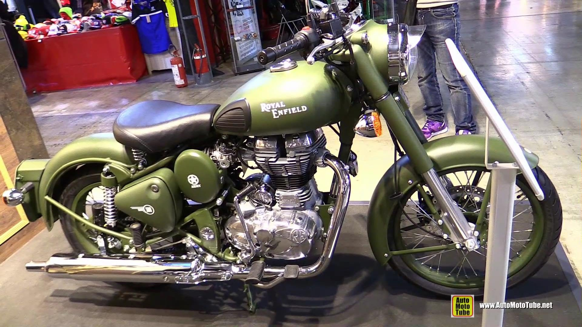 Royal Enfield Bullet 350 Army 1997 images #122765
