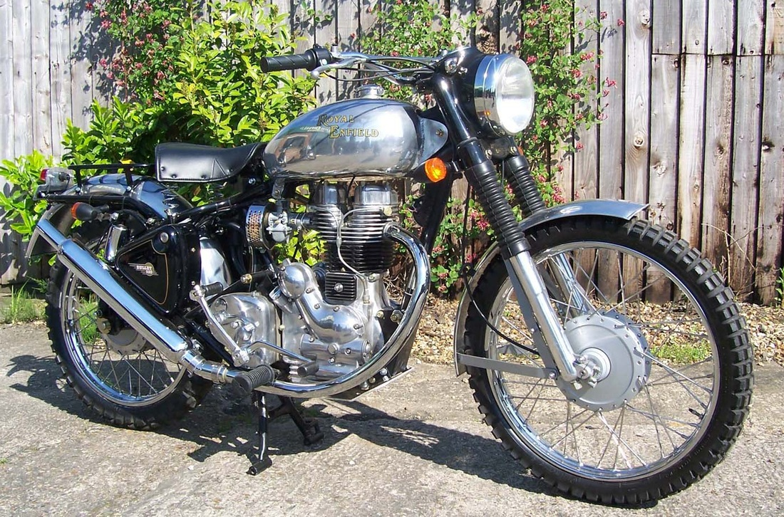 Royal Enfield Bullet 500 Trial Trail 2001 images #122964
