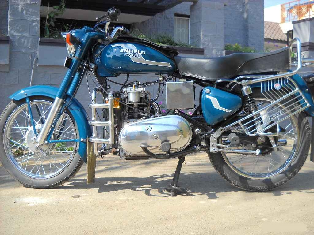 Royal Enfield Diesel 1997 images #122865