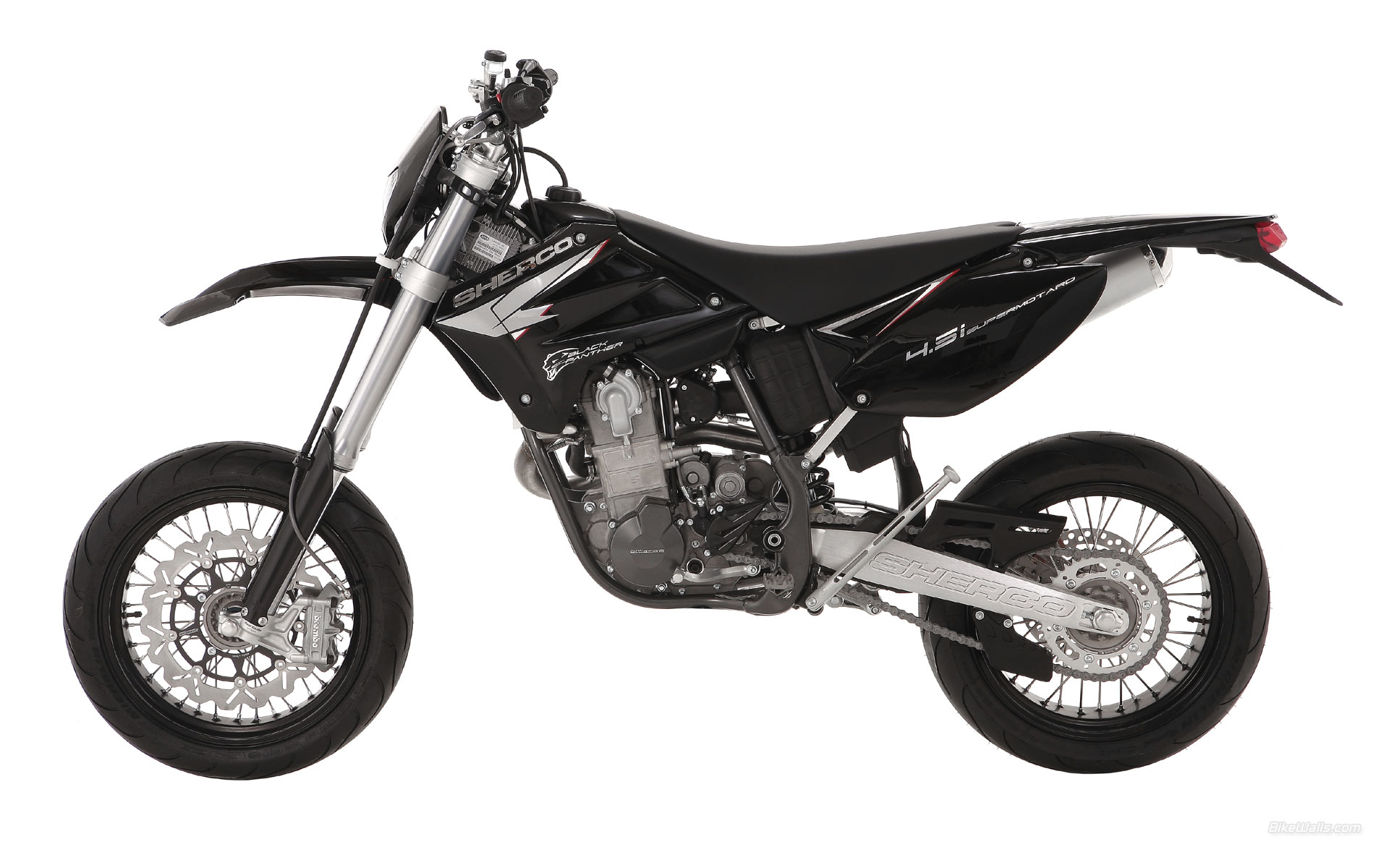 Sherco 5.1 4T Supermotard images #124452