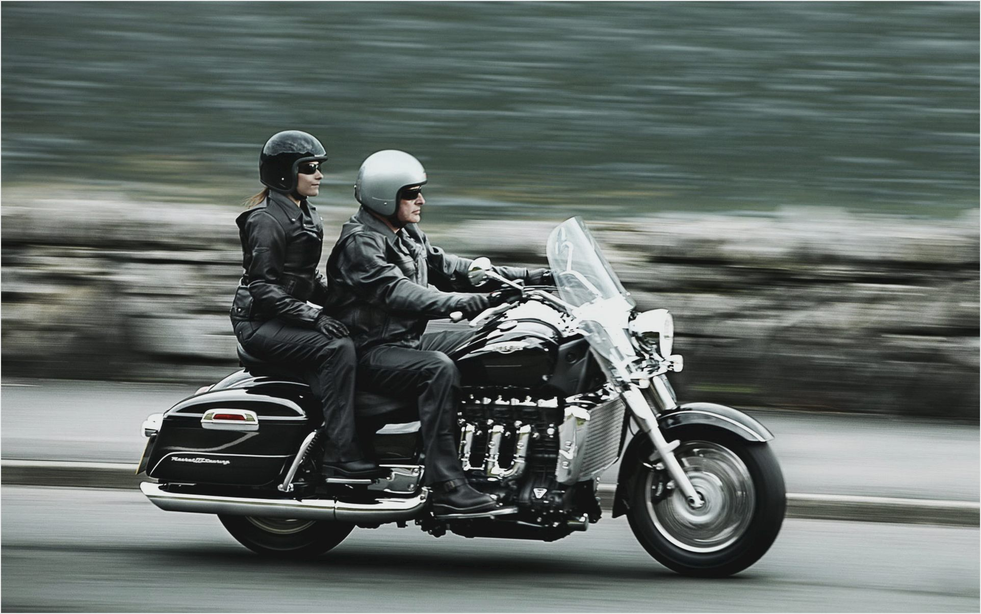 Triumph Rocket III Touring 2008 images #126141