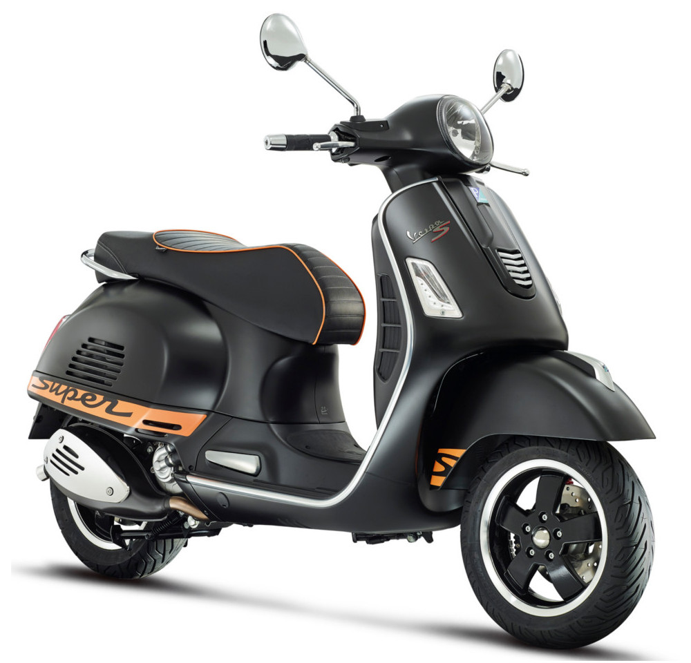 Vespa GTS SuperSport 300 ie wallpapers #132361