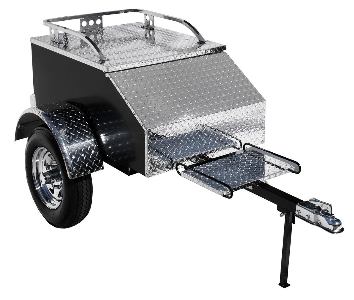 Drive On Car Carrier With Cover Toy