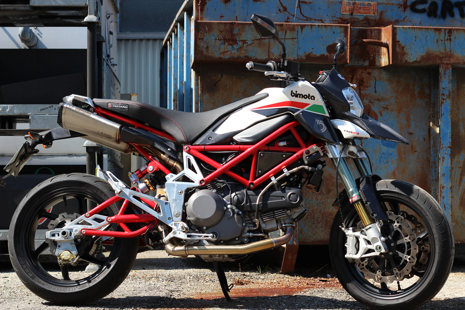 Bimota DB 10RE B.MOTARD images #64997