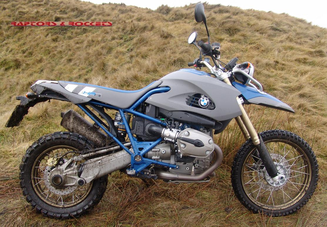 BMW HP2 Enduro 2007 images #8159