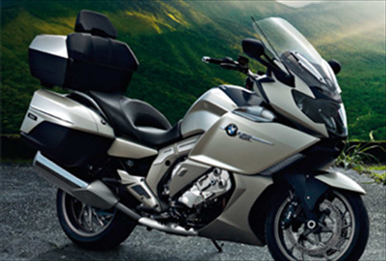 2013 bmw k 1600 gtl pics specs and information. Black Bedroom Furniture Sets. Home Design Ideas
