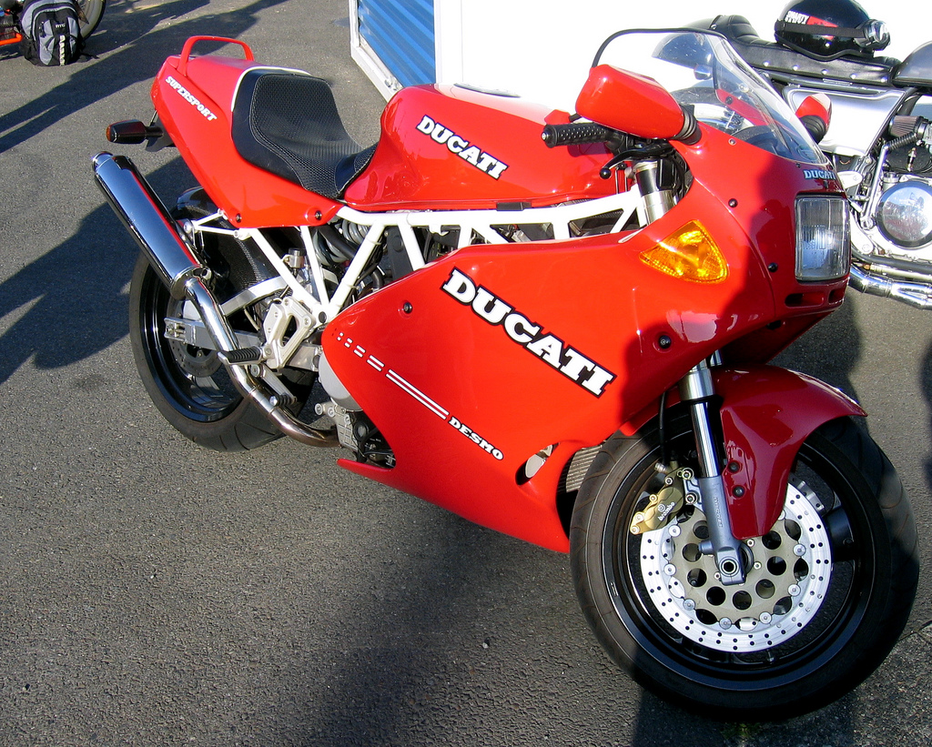 Ducati 900 SS 1994 images #78846