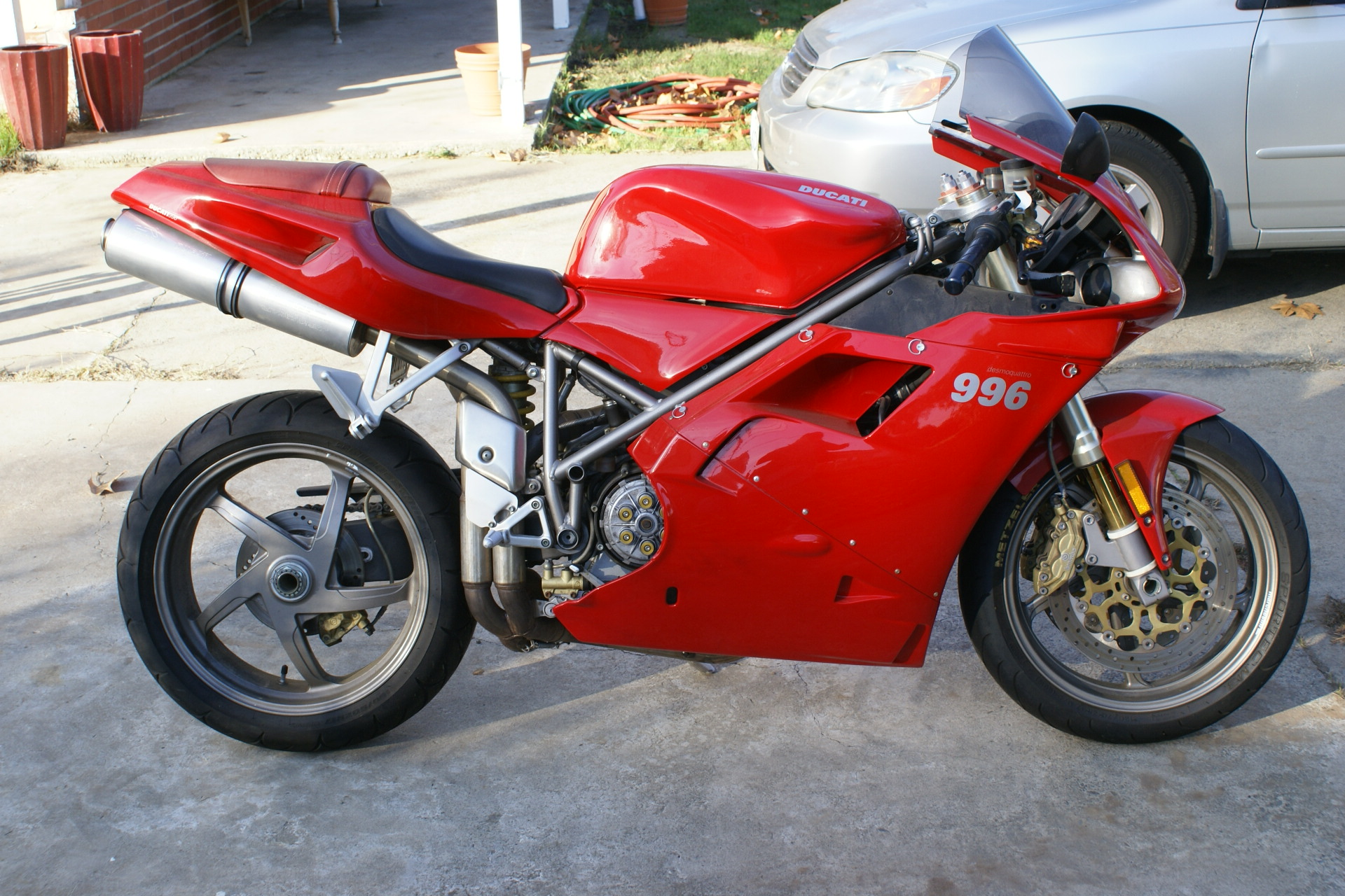 Ducati 996 wallpapers #11236
