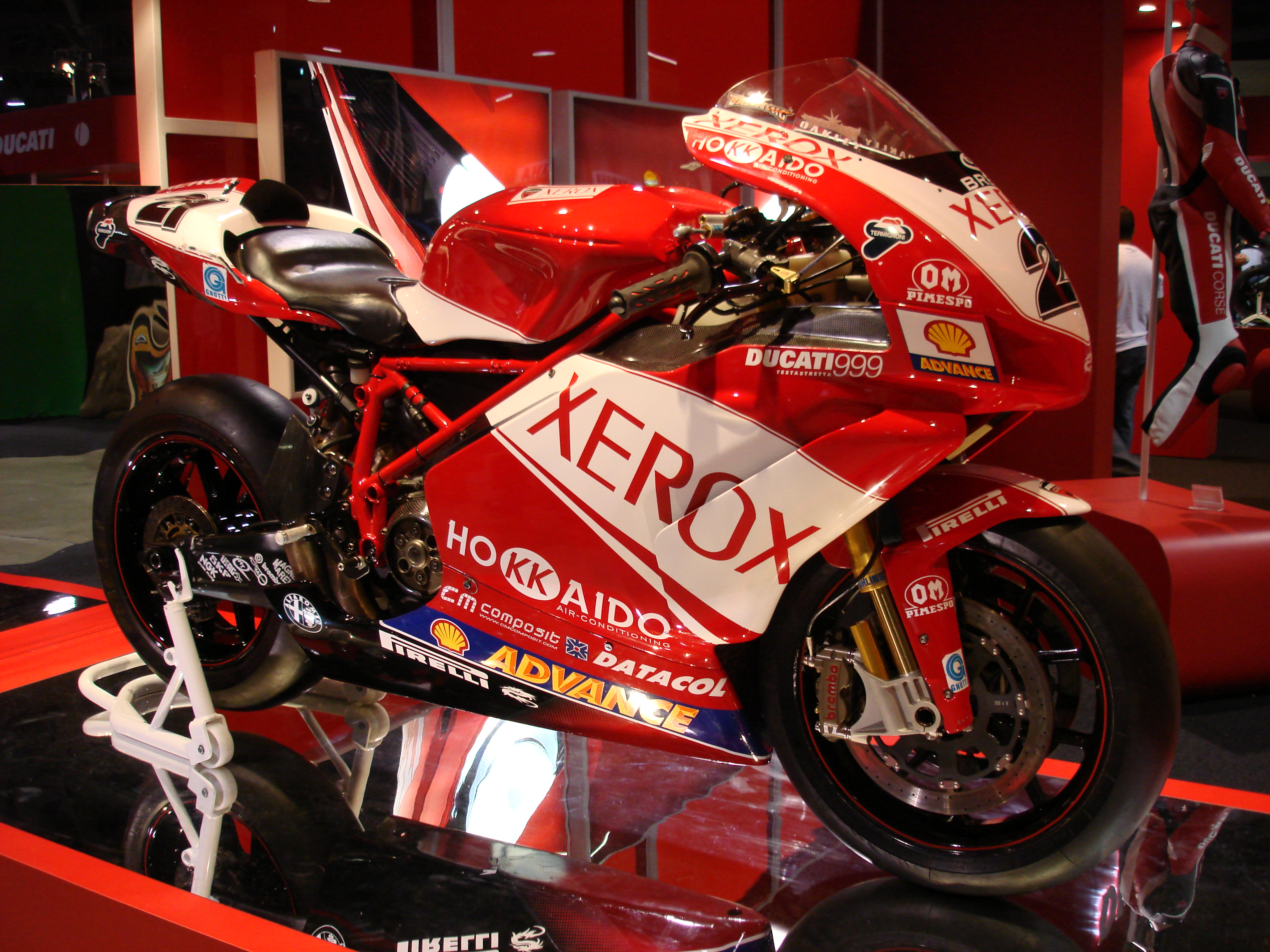 Ducati 999 R Xerox 2006 wallpapers #29108