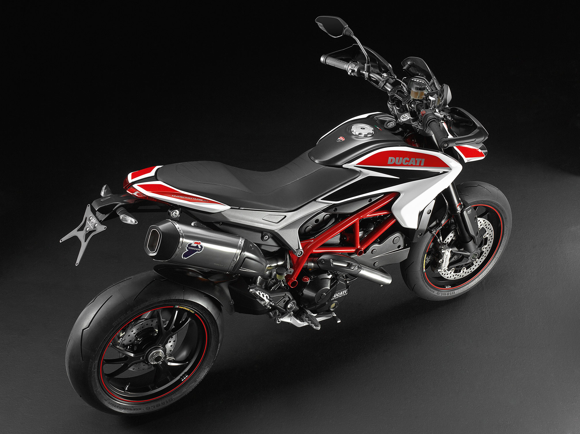 Ducati Hypermotard SP 2015 images #79641