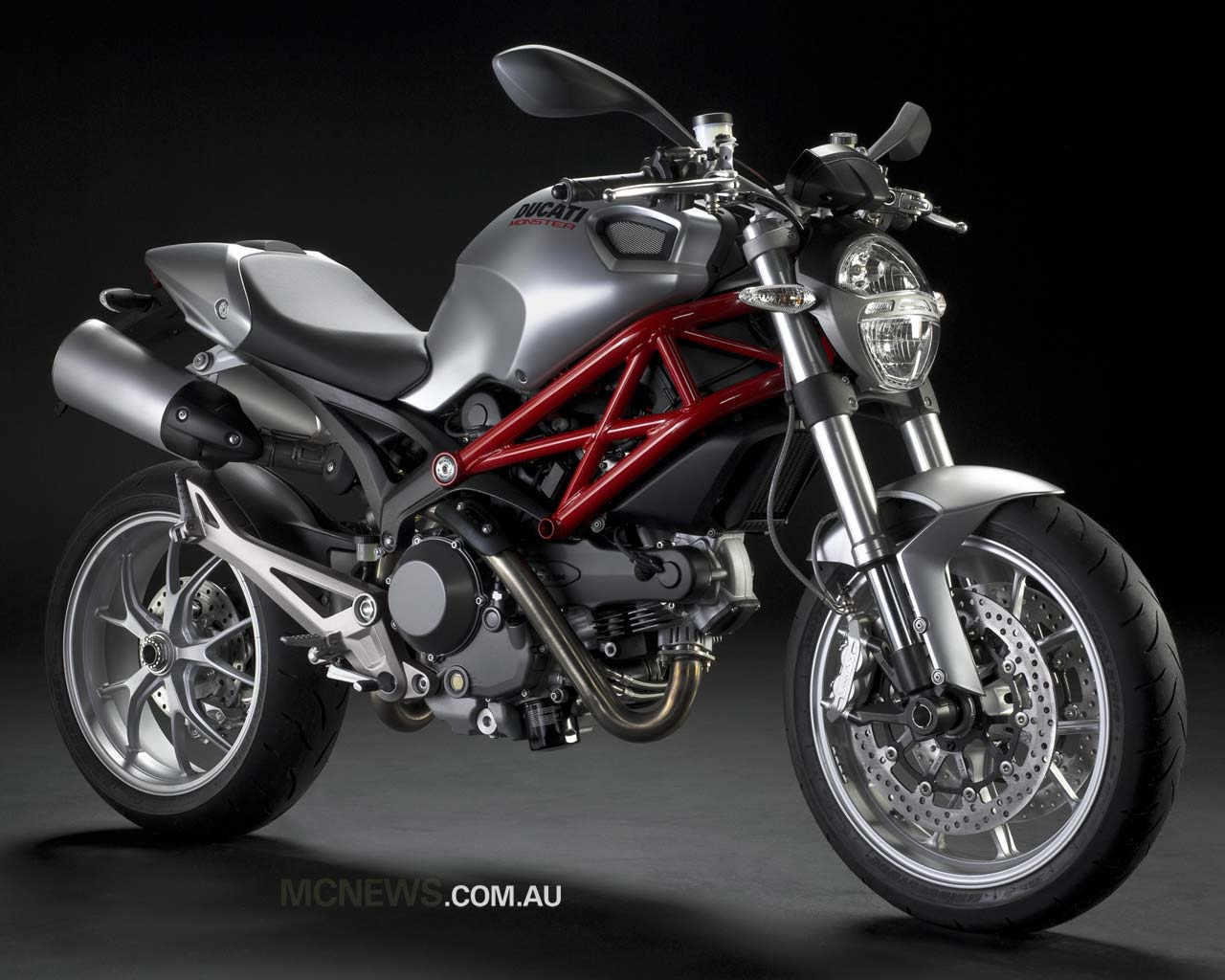 Ducati Monster 1100 S 2010 images #79344