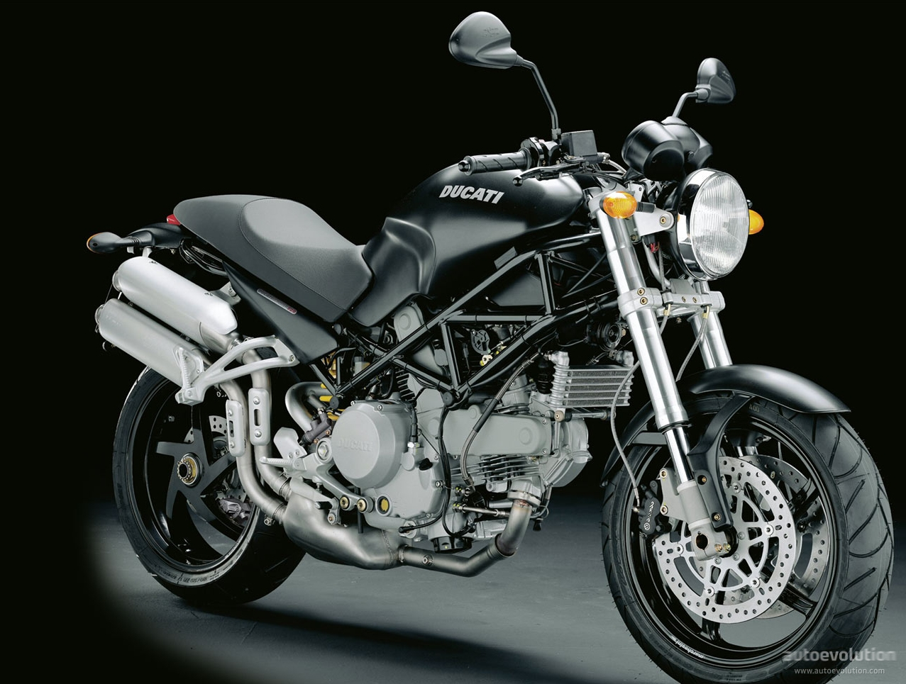 2007 Ducati Monster S2R 1000: pics, specs and information ...
