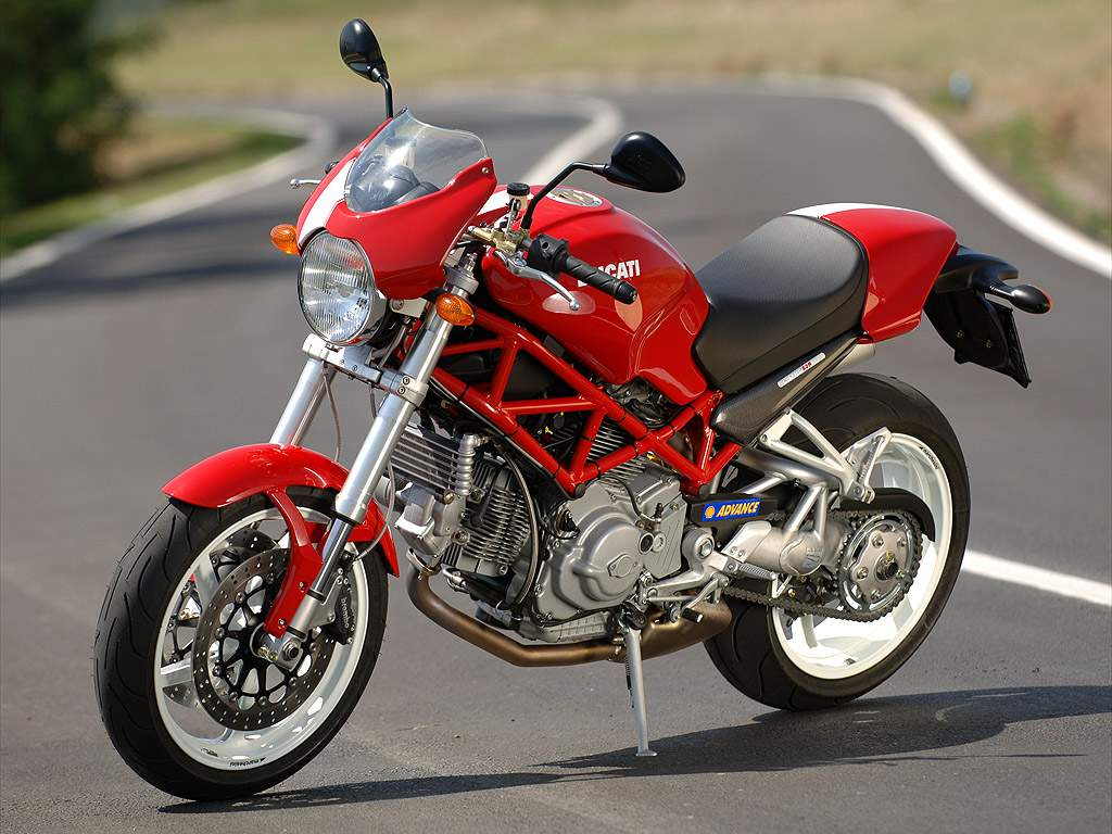 Ducati Monster S2R 800 2006 wallpapers #12231