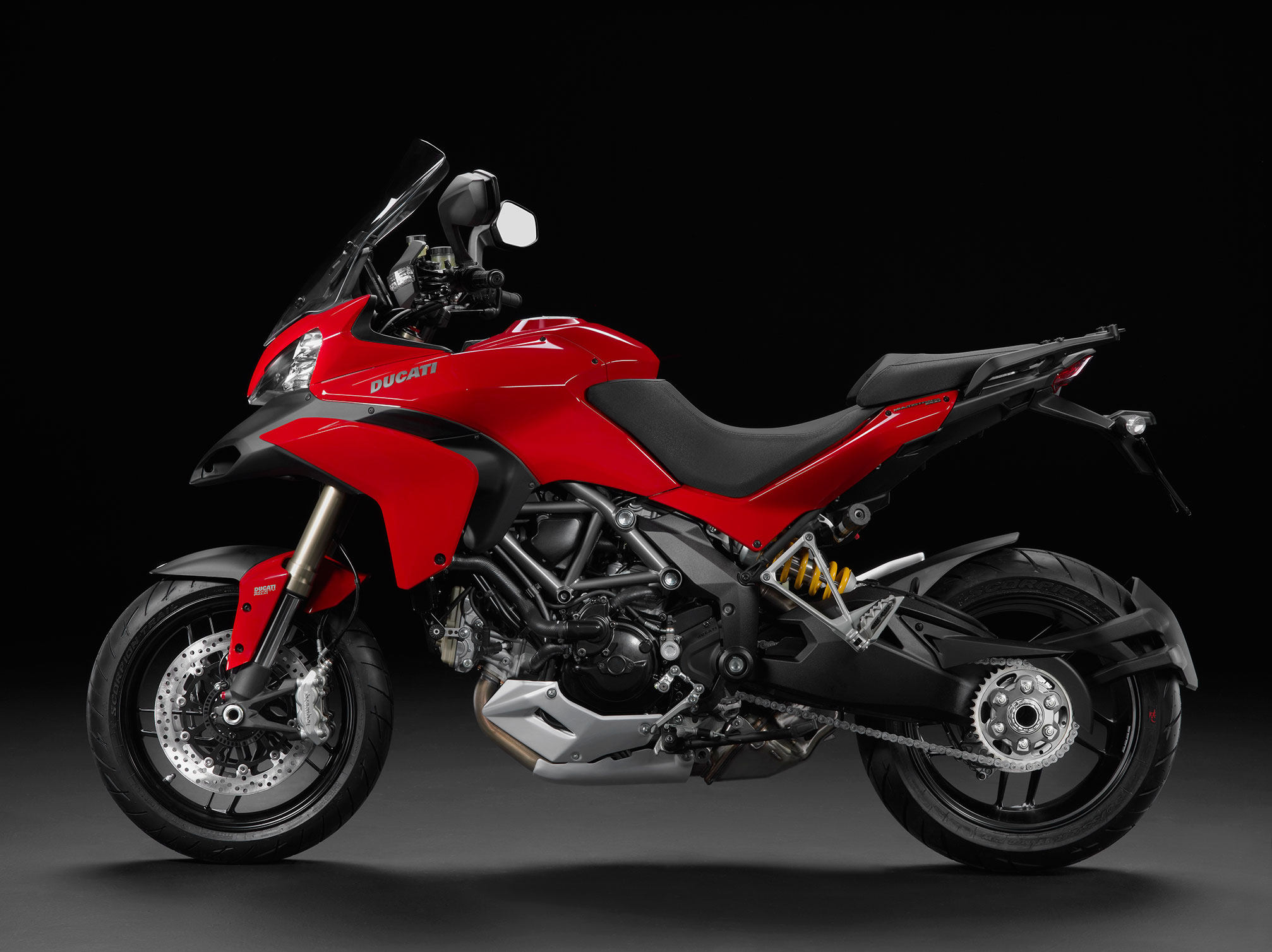 Ducati Multistrada 1200 2014 wallpapers #12926