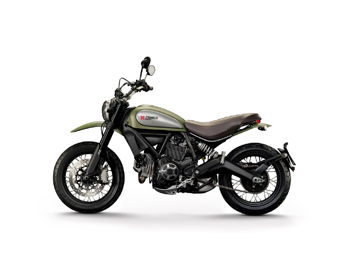 Ducati Scrambler Urban Enduro 2015 wallpapers #13524