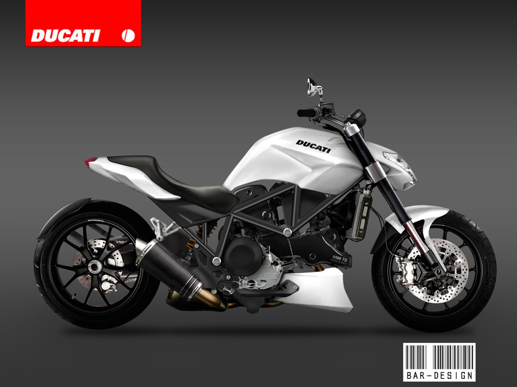 Ducati Vyper 2010 wallpapers #13126