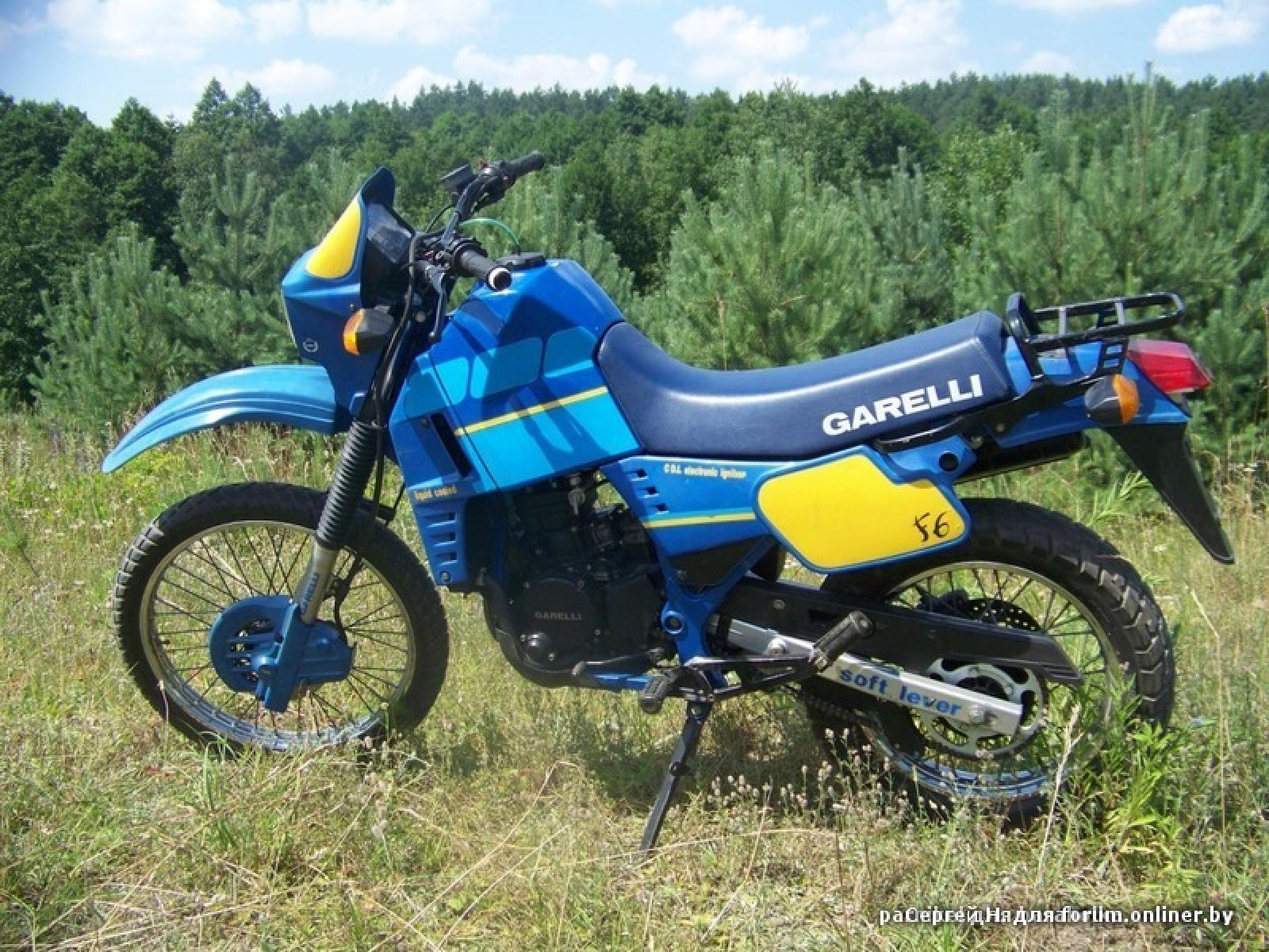 Garelli XR 125 Tiger images #153972