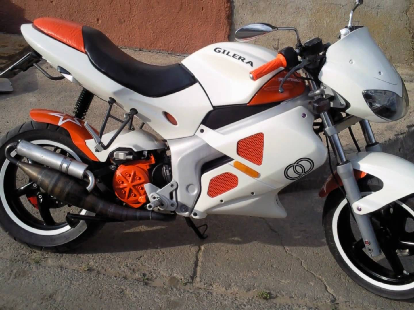 Gilera DNA 180 images #95113