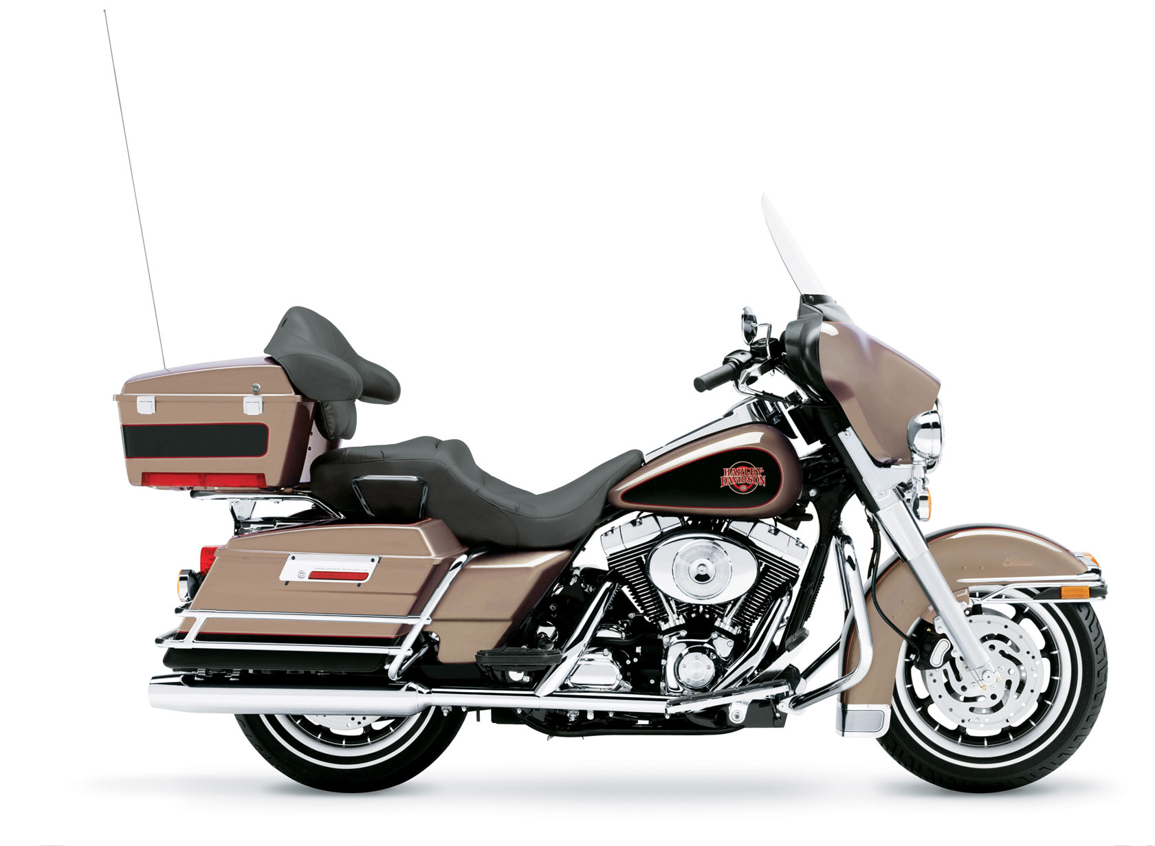 Harley-Davidson FLHTC 1340 Electra Glide Classic 1988 pics #39930