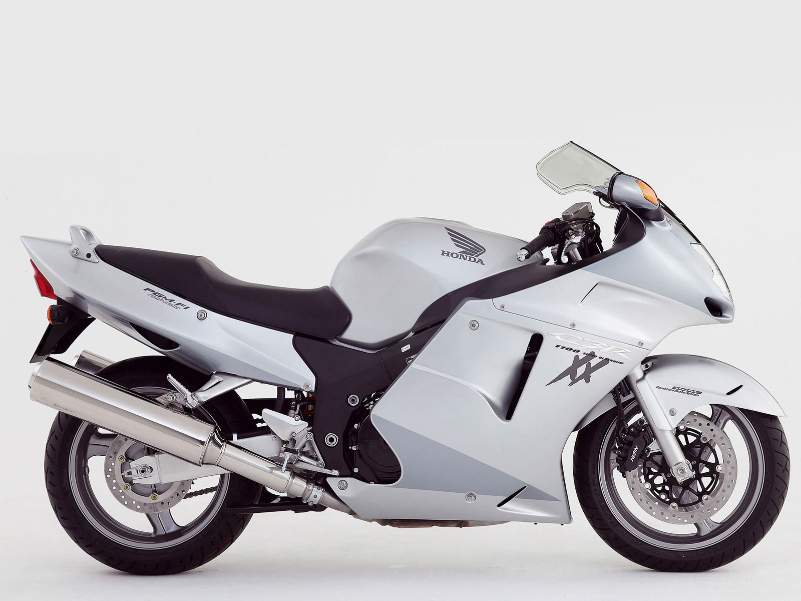 Honda CBR 1100 XX 2006 wallpapers #142071