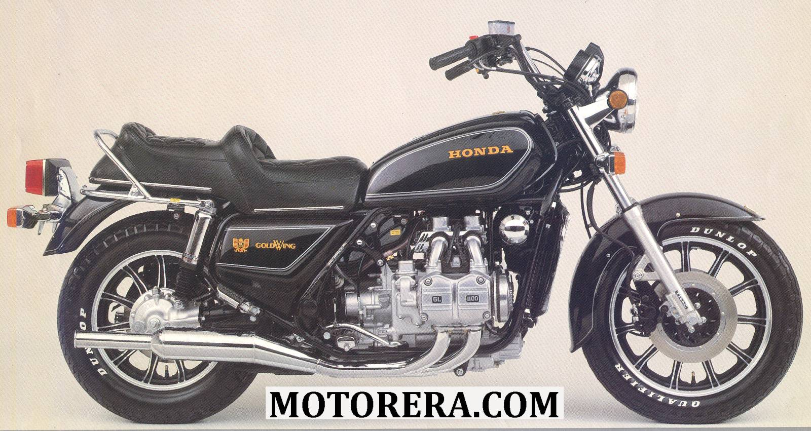 Honda GL 1100 Gold Wing 1982 images #81229