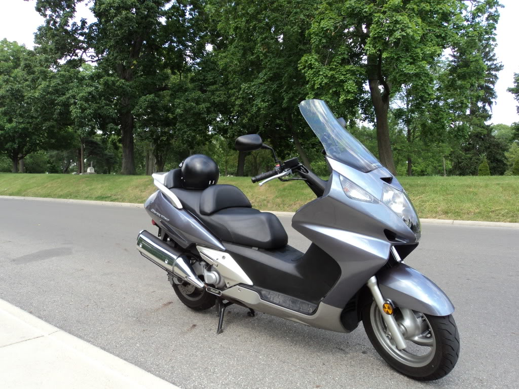 Honda Silver Wing 2007 images #83014