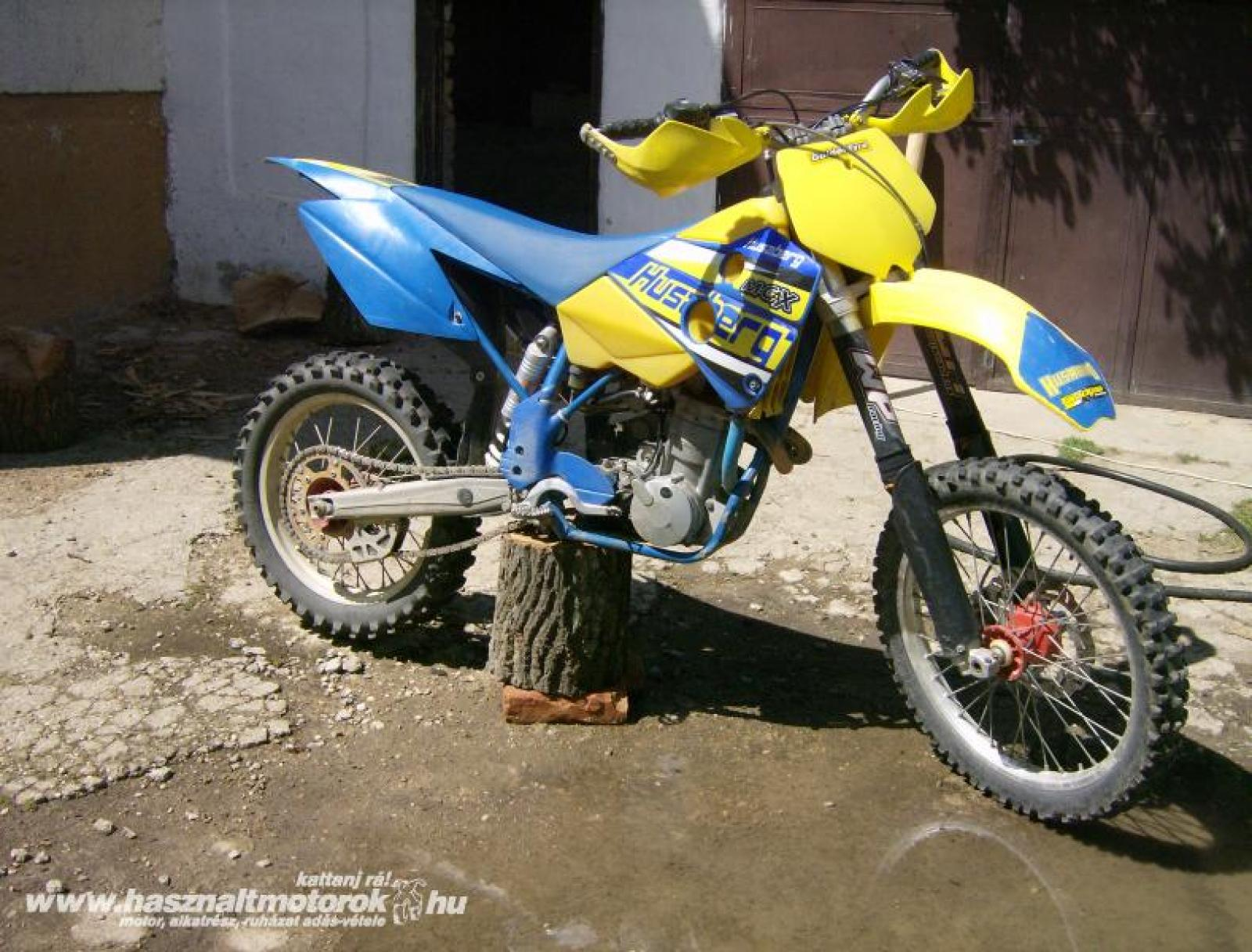 Husaberg FC 550 / 6 wallpapers #137609