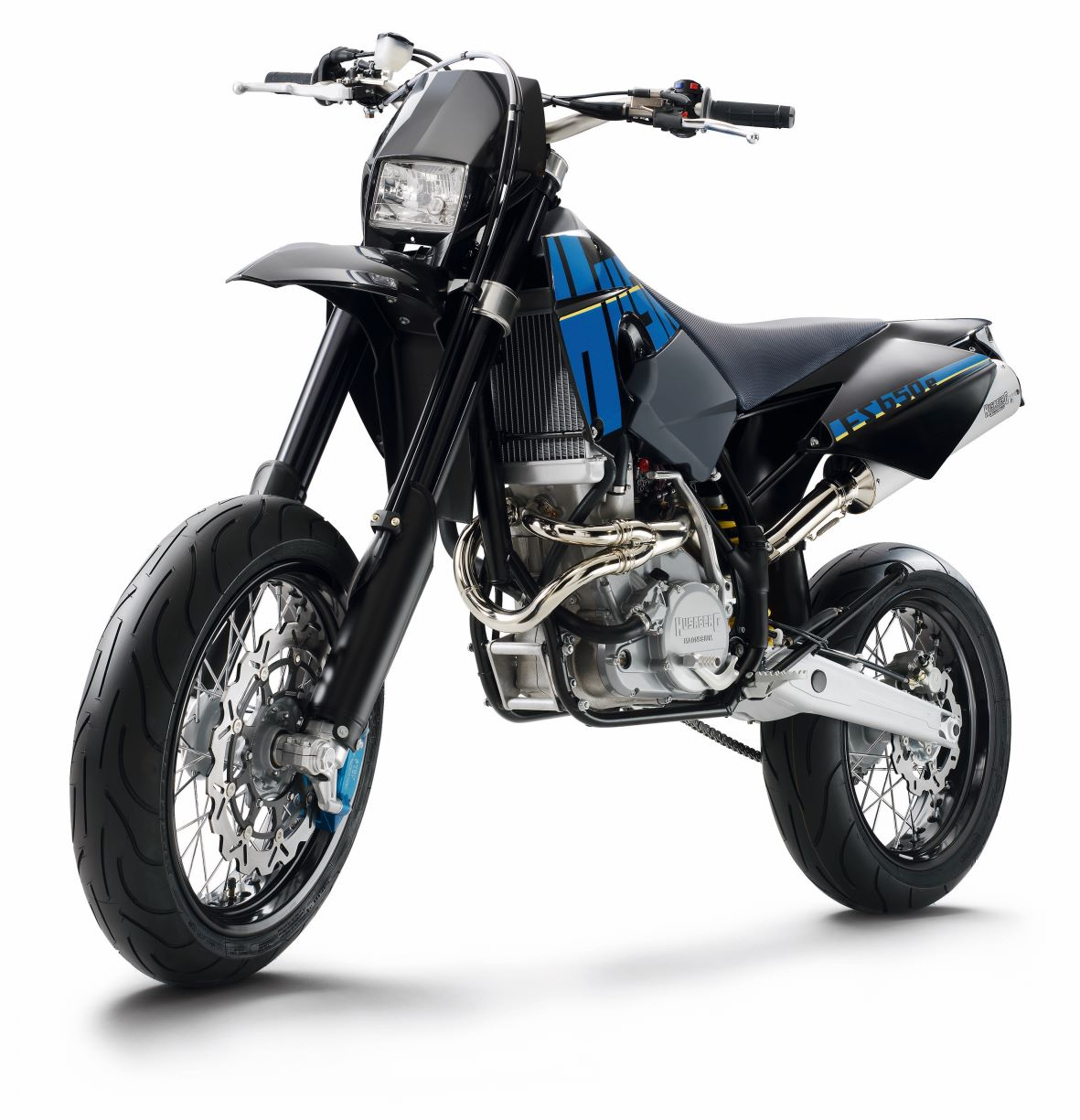 Husaberg FE 650 E 2009 wallpapers #142968