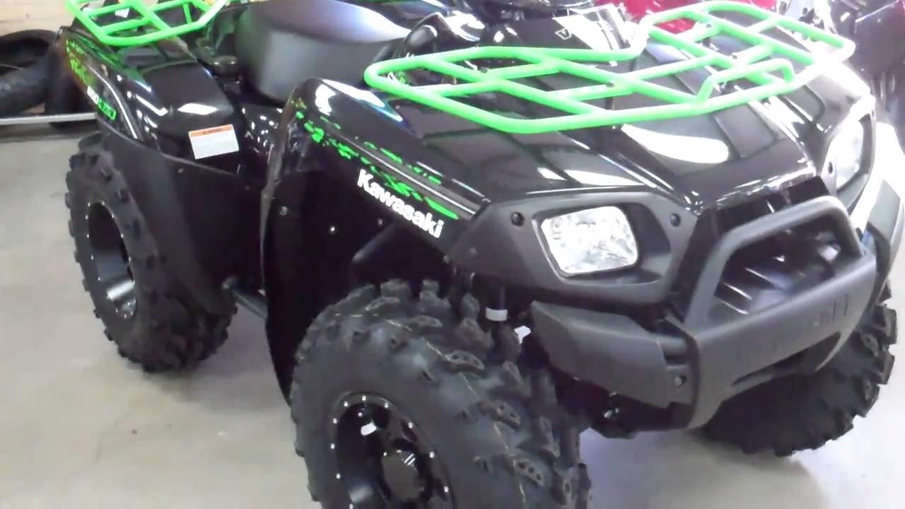 Kawasaki Brute Force 650 4x4 2011 images #86183