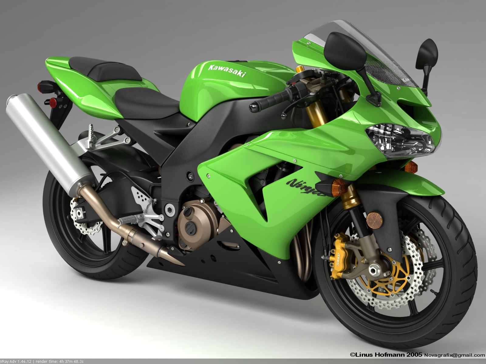 2005 Kawasaki Ninja Zx 10 R Pics Specs And Information