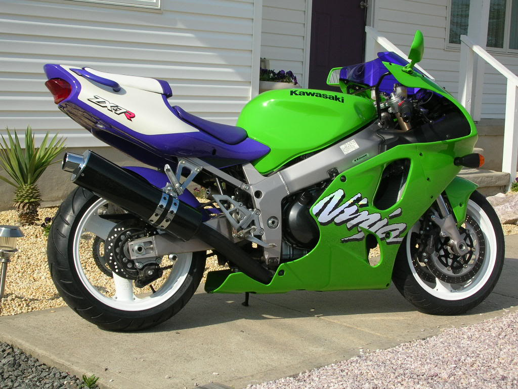 1996 Kawasaki Zx 7 R Pics Specs And Information