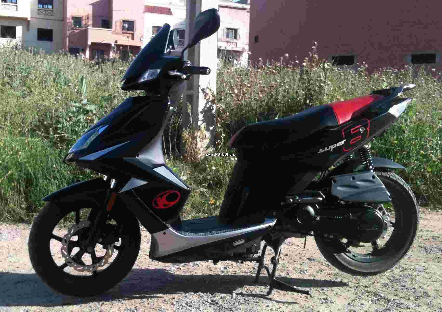 Kymco Super 8 50 2T 2011 images #101264