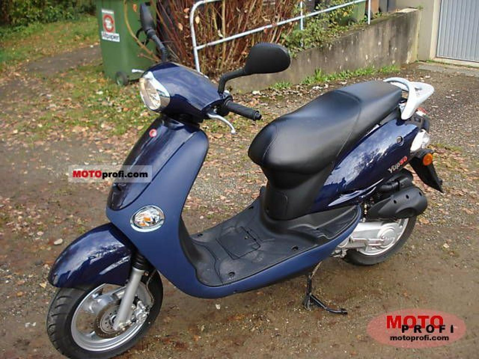 Kymco Yup 50 2003 wallpapers #139299