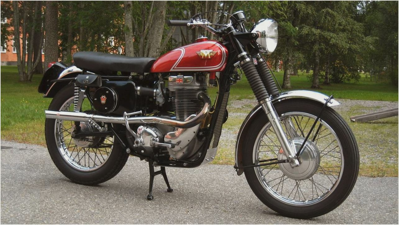 Matchless G 80 K 1989 images #104117