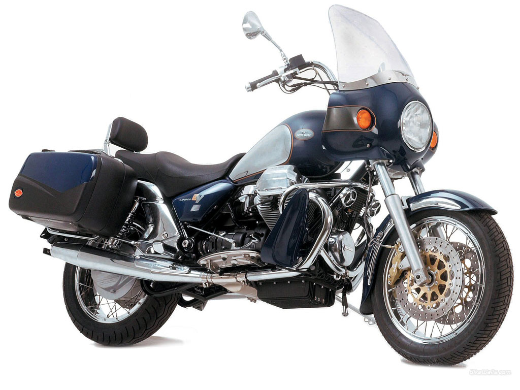 Moto Guzzi California EV Touring 2004 images #146638