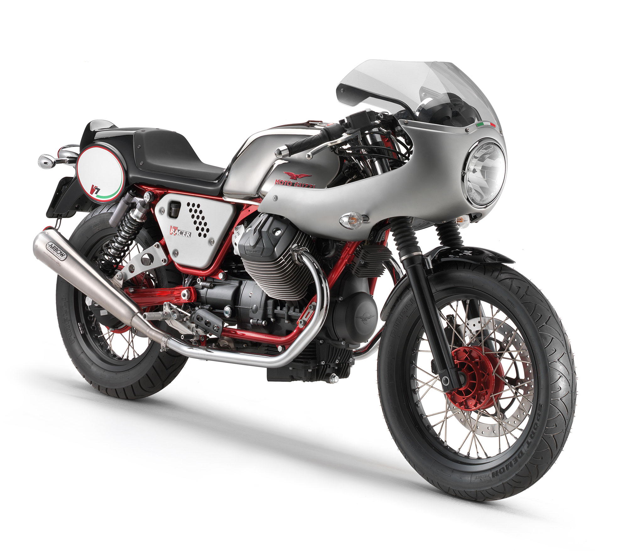 Moto Guzzi V7 Racer 2013 wallpapers #139596