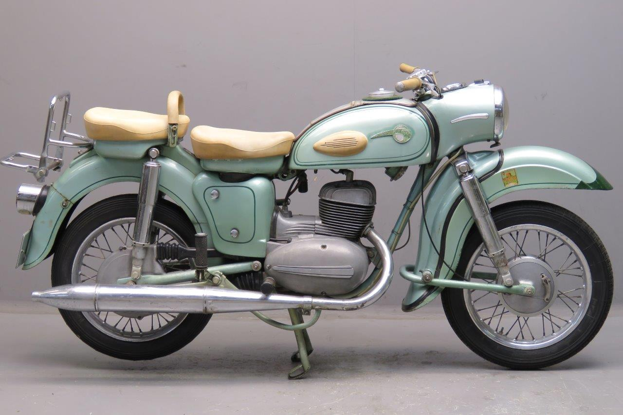 Mz Es 175 Pics Specs And List Of Seriess By Year