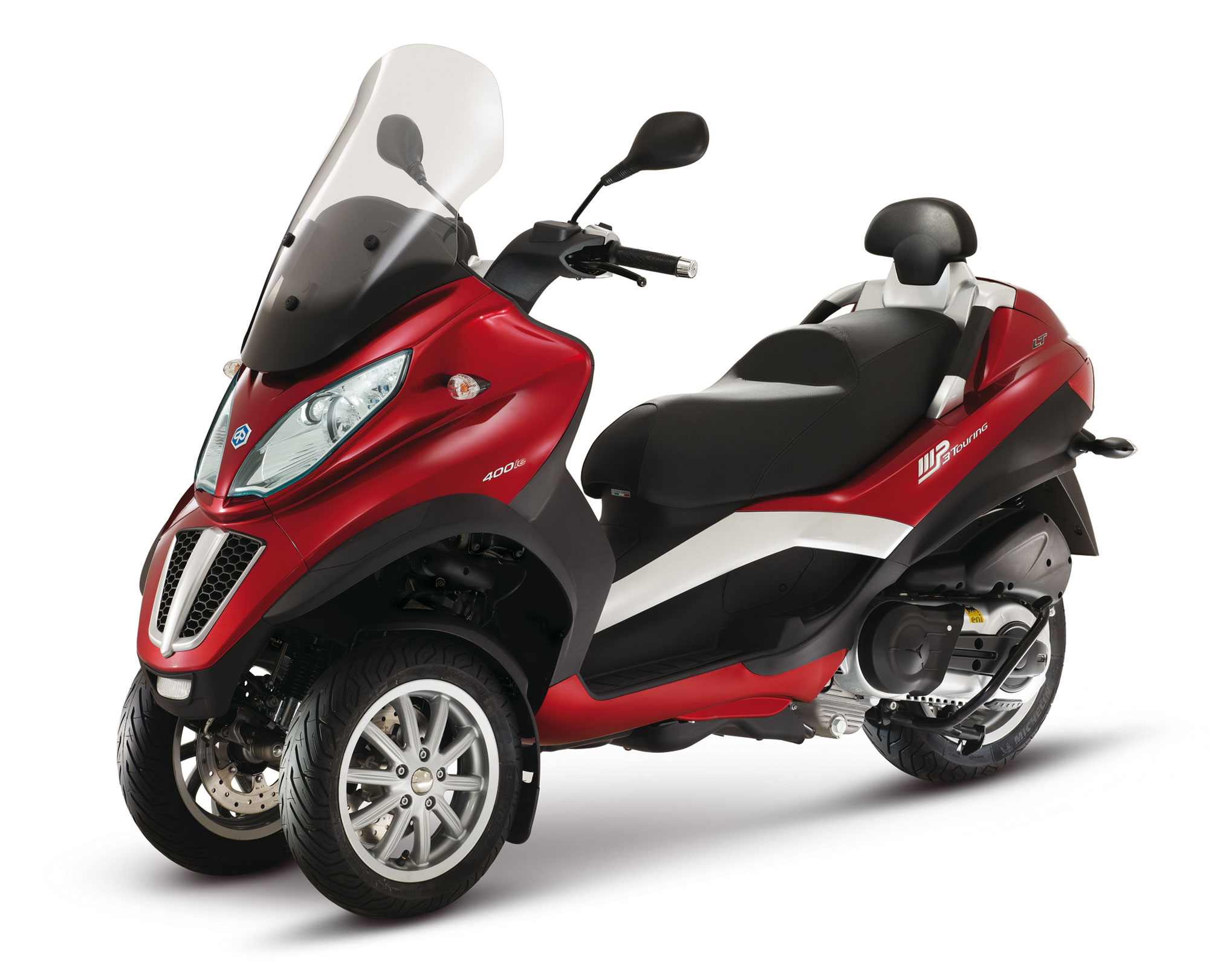 Piaggio MP3 Touring 400 2012 wallpapers #141582