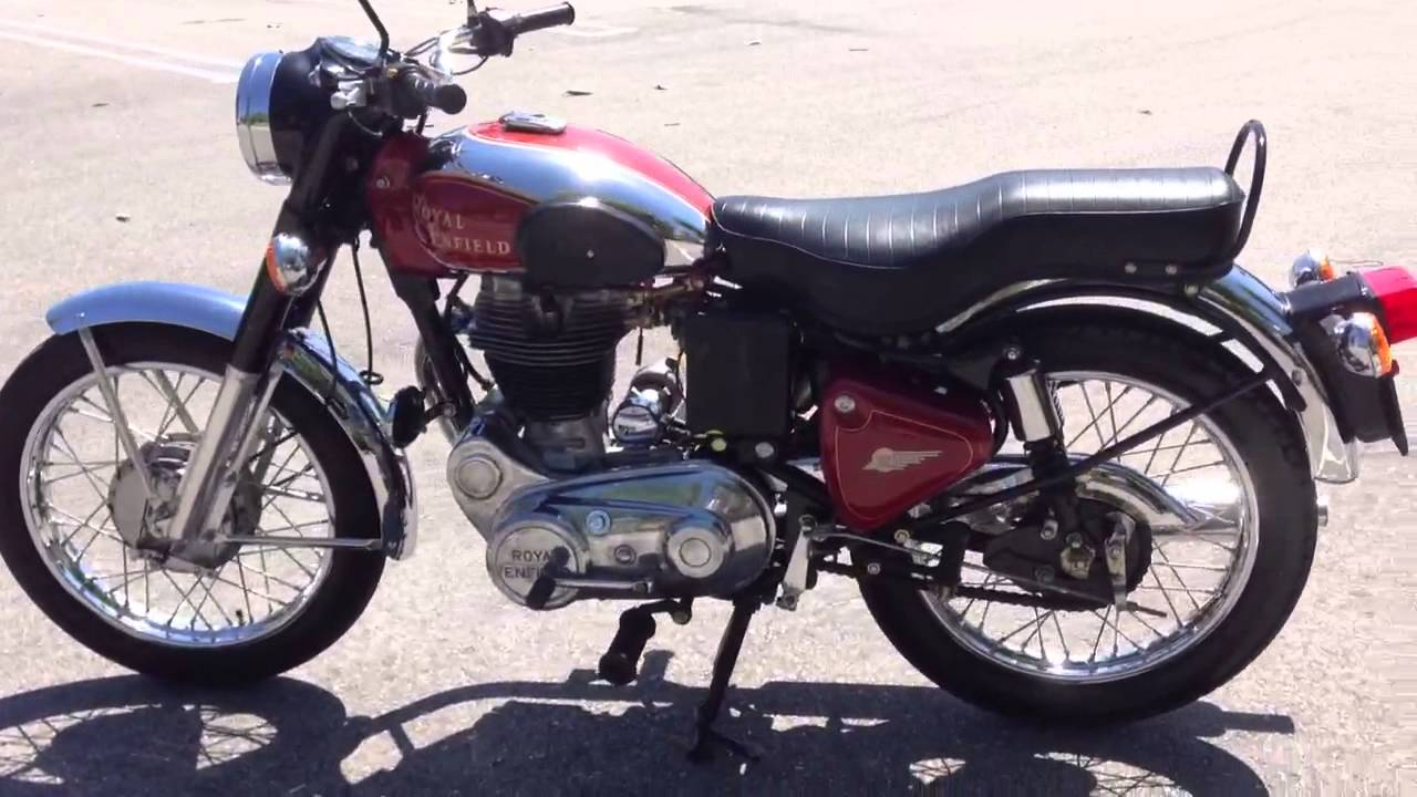 2007 royal enfield bullet 500 es deluxe pics specs and information. Black Bedroom Furniture Sets. Home Design Ideas