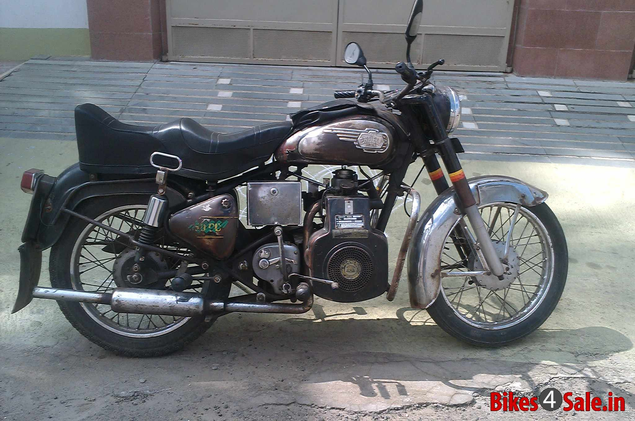 Royal Enfield Diesel 1997 images #122866