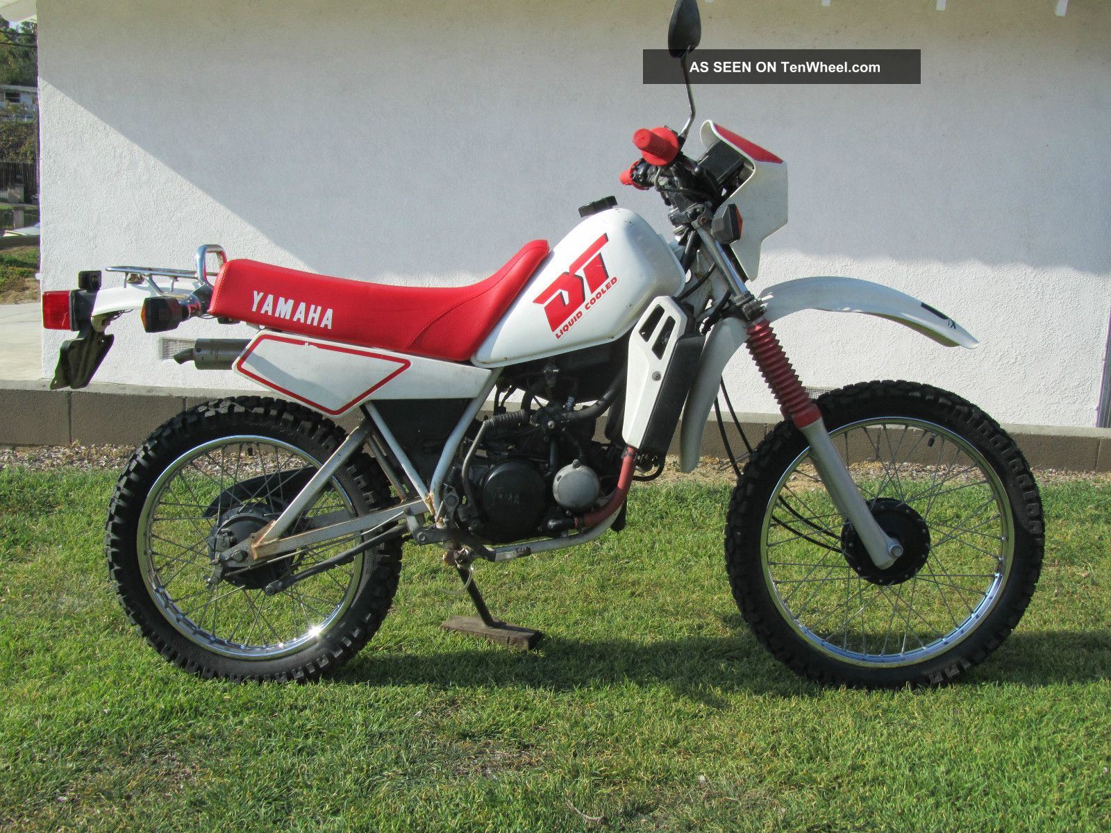1988 yamaha dt 50 pics specs and information. Black Bedroom Furniture Sets. Home Design Ideas